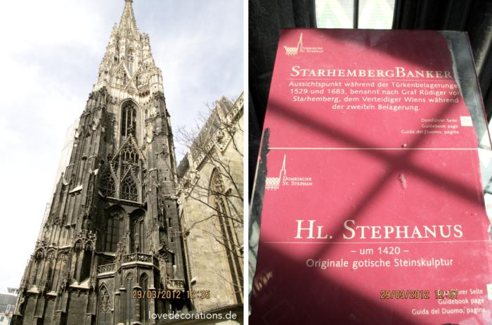 Stephansdom Turm Wien