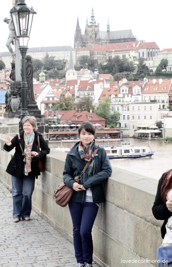 Karlsbrücke – Prag