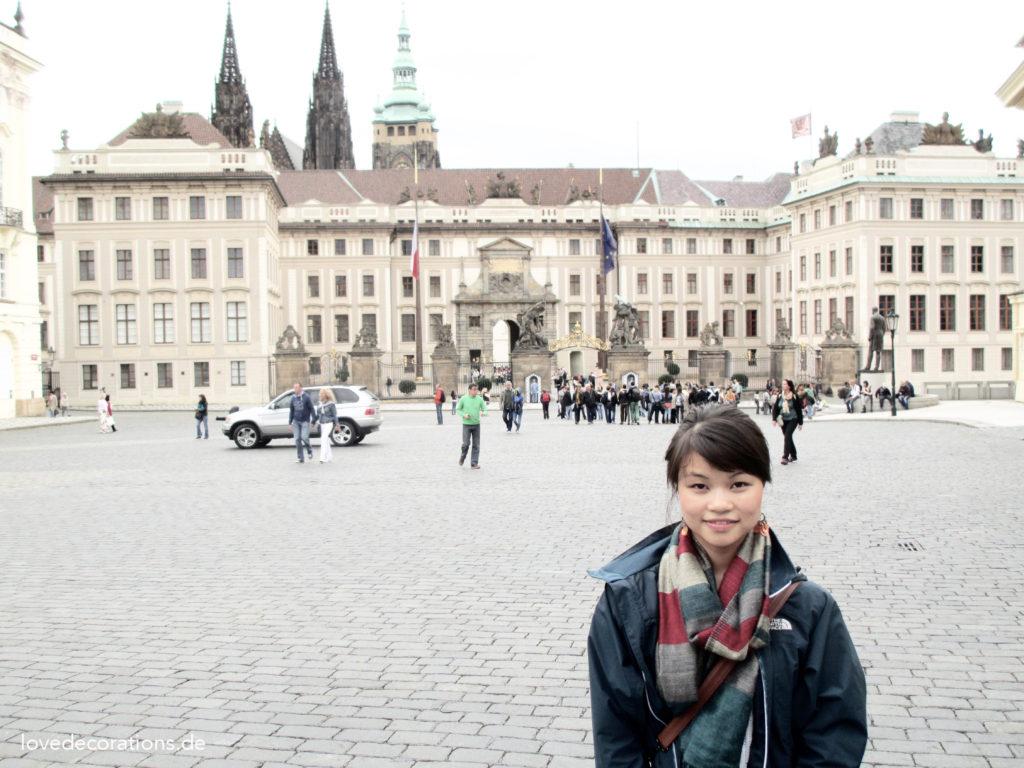 Ehrenhof – Prag