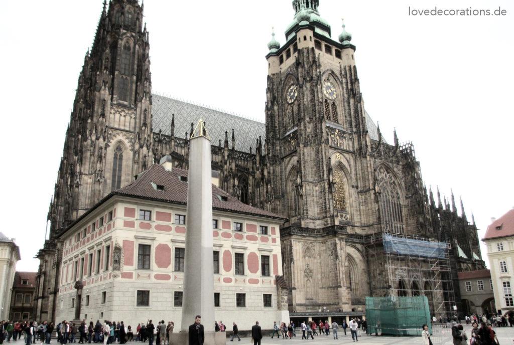 Veitsdom – Prag