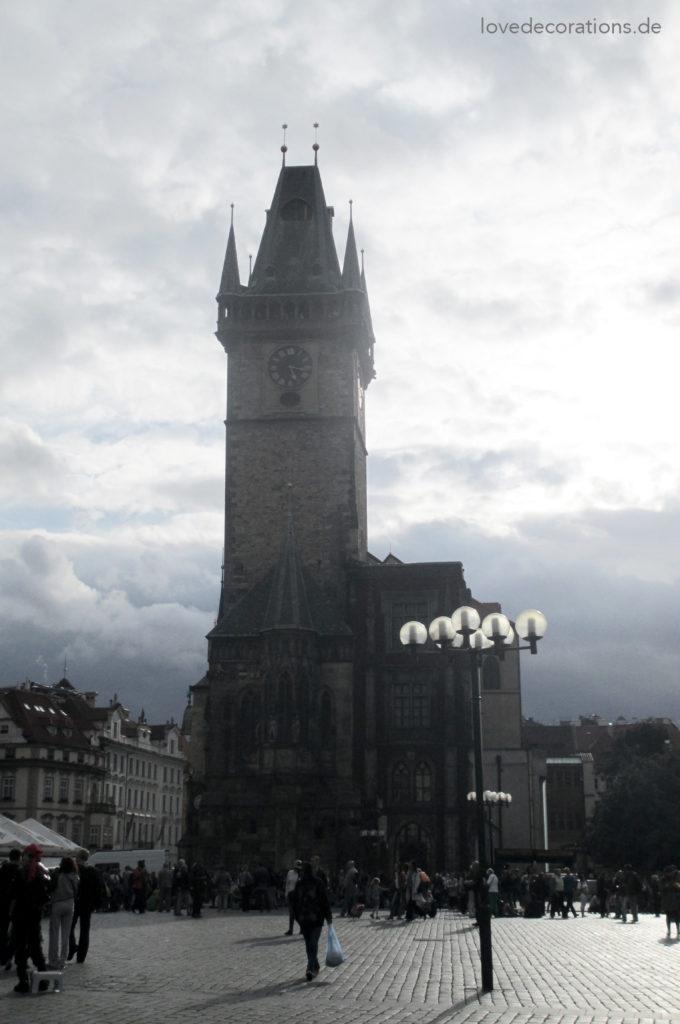 Altstädter Rathaus – Prag