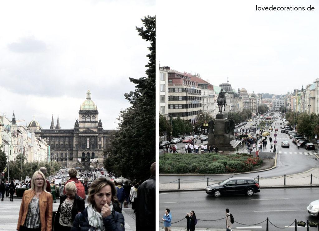 Nationalmuseum – Prag