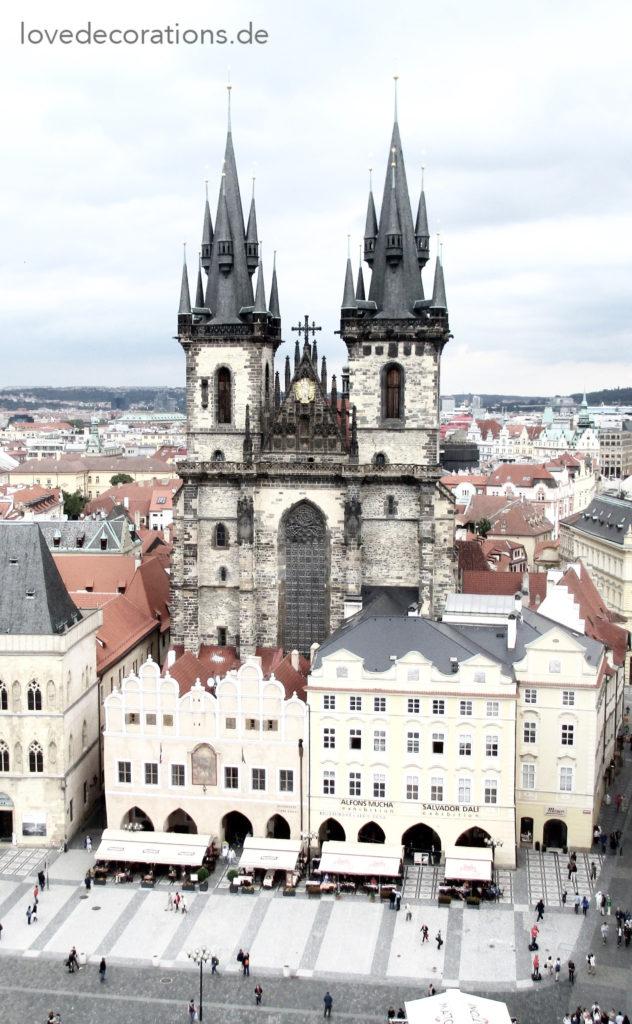 Teynkirche – Prag