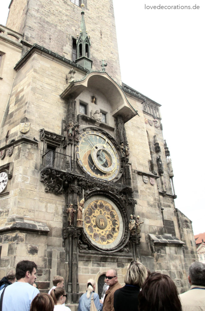 Astronomische Uhr – Prag