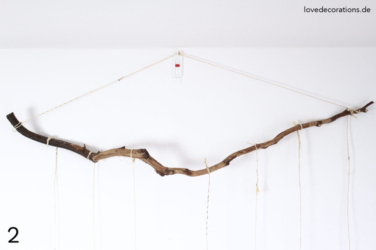 DIY Adventskalender in Tannenbaumform | DIY Advent Calendar with Christmas Tree Shape