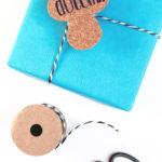 DIY Pilz Namensschild aus Kork und was sind Affliate Links?