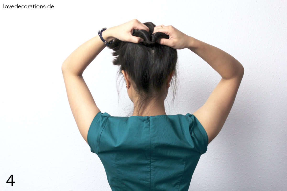Up Do #2 / Silvester Frisur   New Year´s Eve Up Do