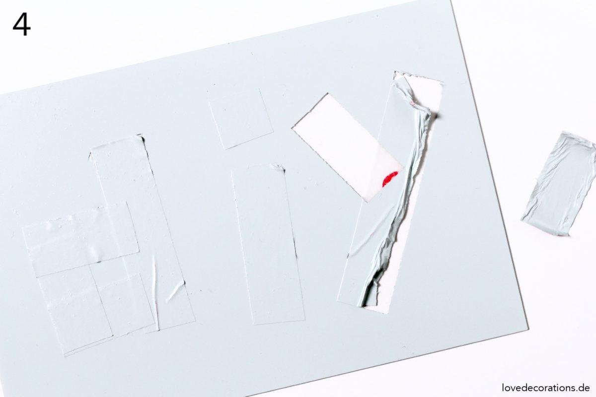DIY Typo Bild | DIY Typo Hanging