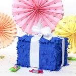 DIY Piñata als Geschenkbox | Geburtstagsparty bei Partystories
