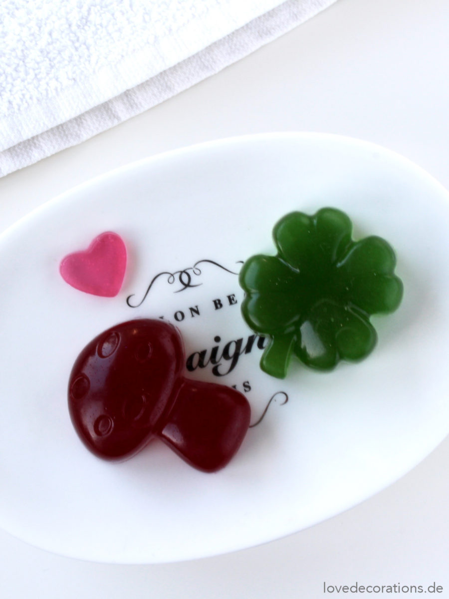 DIY Seife zum Muttertag | DIY Soap for Mother´s Day
