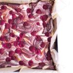 Brownies mit Cheesecake-Himbeer-Topping | Gastbeitrag von Fräulein Selbstgemacht