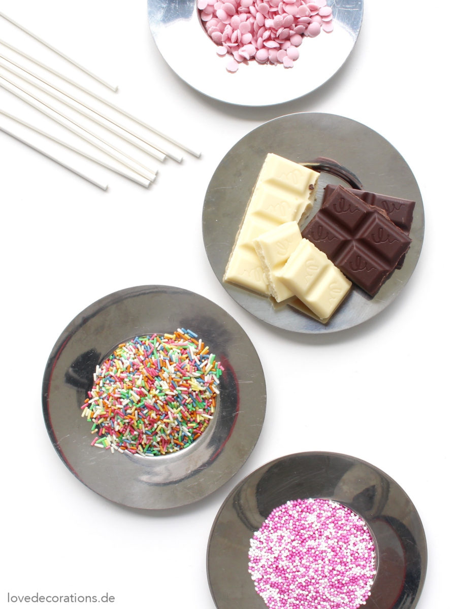 Cake Pops Basisrezept