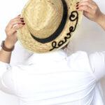 DIY Strandhut mit Lettering | Gastbeitrag bei Lifestyle Mom