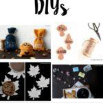 10 herbstliche DIYs