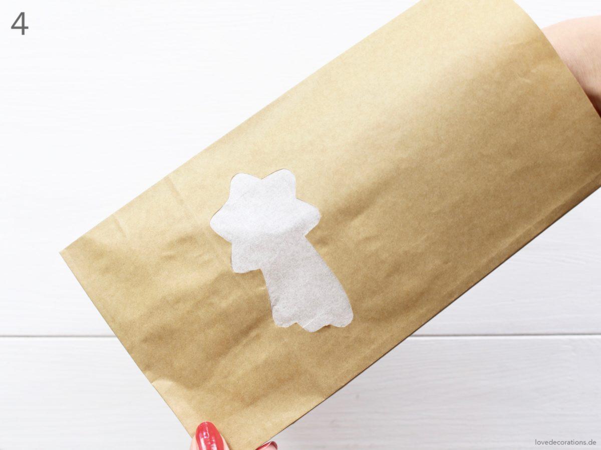 DIY Christmas Gift Bag | DIY Geschenktüten mit Weihnachtsmotiven