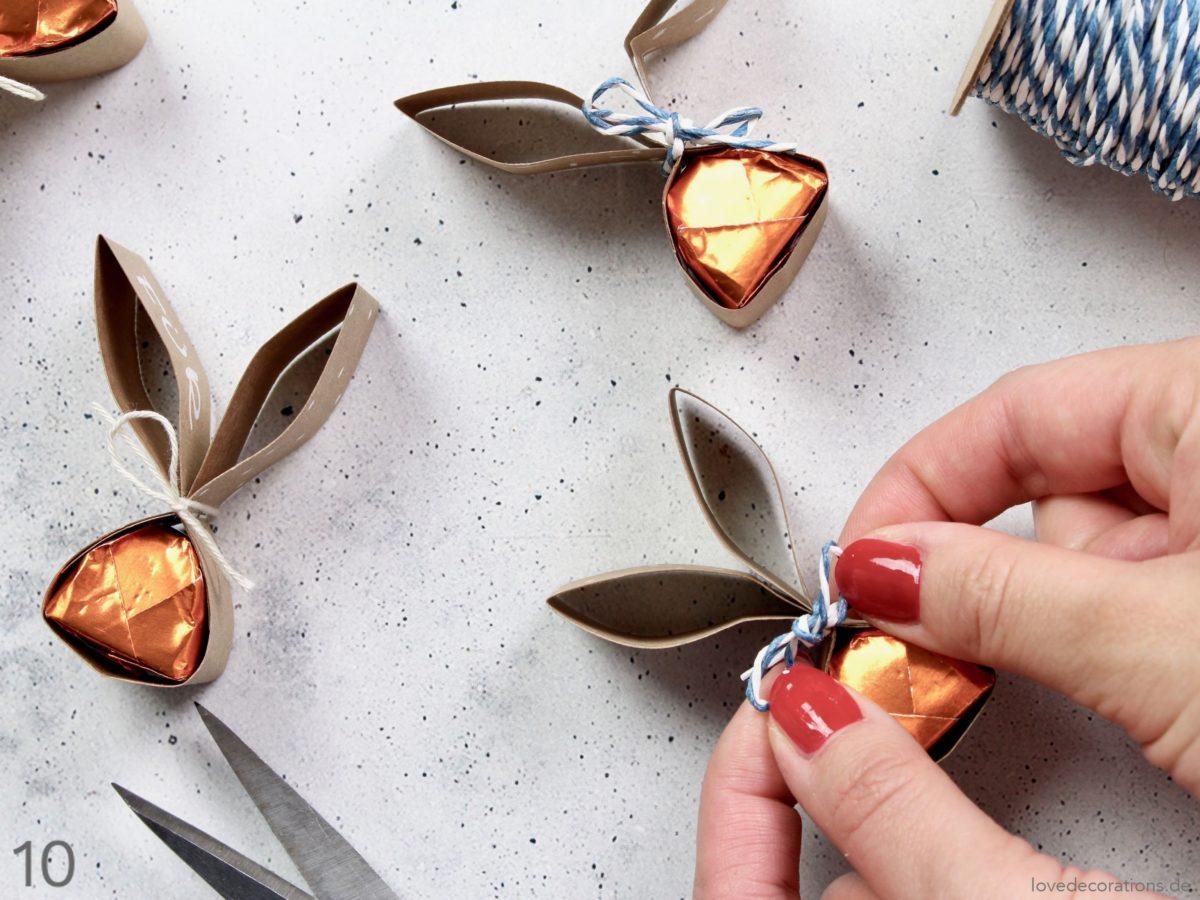 DIY Ferrero Häschen