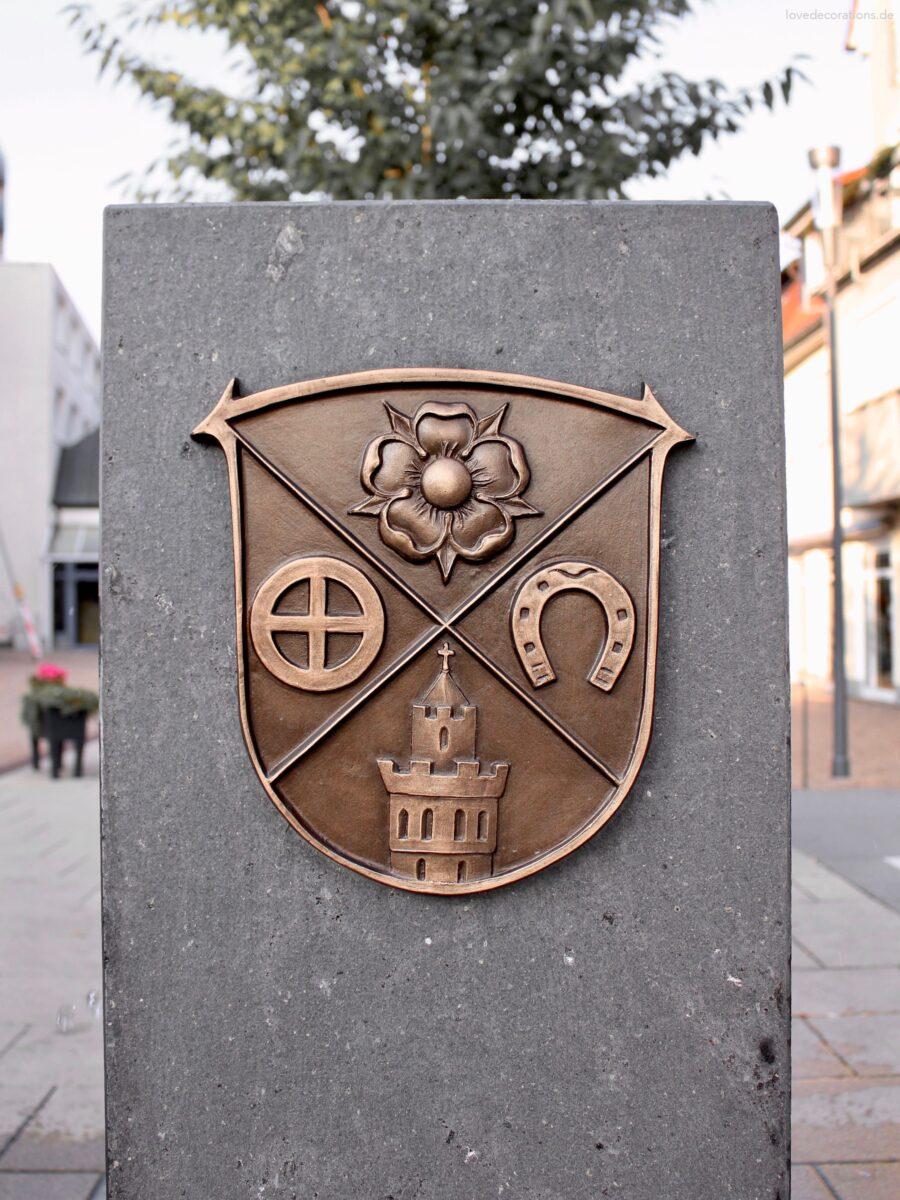 #lieblingsladen | Initiative für Gewerbevielfalt: Friedrichsdorf – Wappen