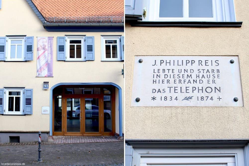 #lieblingsladen | Initiative für Gewerbevielfalt: Friedrichsdorf – Philipp Reis