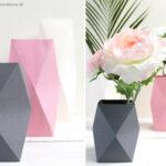 DIY Origami Vase #4 und meine besondere Beziehung zu meiner Babyborn (nicht)